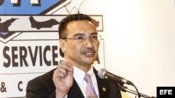 Hishammuddin Hussein.