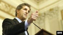 El secretario de Estado John Kerry. Foto de archivo