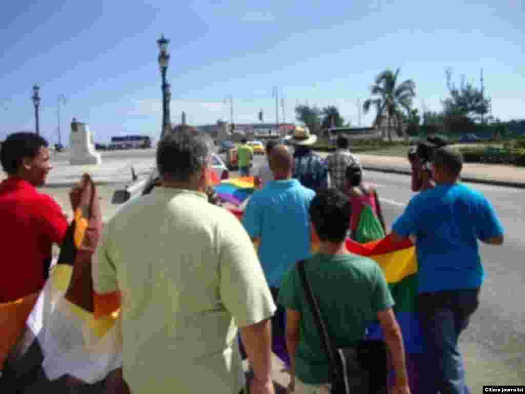 LGTB celebra Día del Orgullo Gay