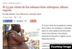 Titular de Cubadebate del 2015