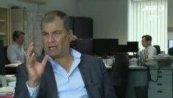 Dictan orden de prisión preventiva contra Rafael Correa