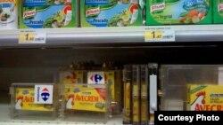 La empresa española Avecrem venderá en Cuba sopas concentradas, que los cubanos usan como condimento.