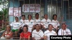 Continúan las protestas a favor de preso político
