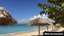 Playa en Trinidad. (TripAdvisor)