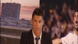 Cristiano Ronaldo firma contrato con el Real Madrid