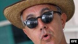 El cineasta y dramaturgo cubano Juan Carlos Cremata. EFE