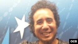 Entrevista con el artista plástico cubano Ángel Delgado