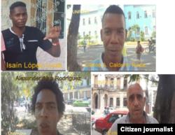 Presos en Valle Grande Reporta Cuba