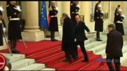 TV francesa se burla de las impertinencias del nieto de Castro