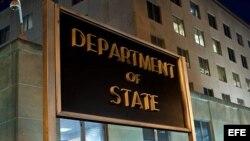 Departamento de Estado.