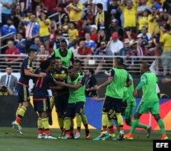 Jugadores de Colombia.