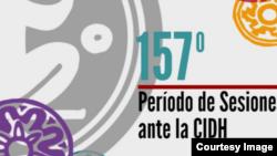 157 periodo de sesiones de la CIDH.