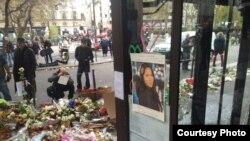 Víctimas de los ataques de París