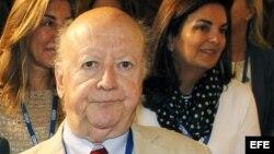 Jorge Edwards, novelista y diplomático chileno