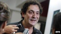"El cineasta español Agustí Villaronga, director de la película ""Pa negre"""