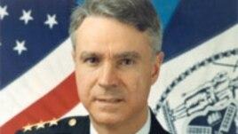 El comisionado adjunto de la policía de New York Rafael Pineiro