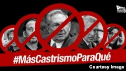 #MásCastrismoParaqué?