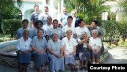 Hermanas Sociales en Cuba