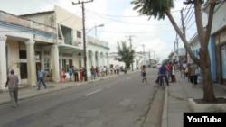 Registro domiciliario y detención de activista en Palma Soriano