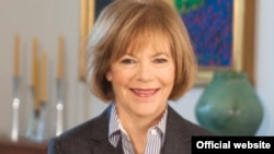 Tina Smith, vice gobernadora de Minnesota