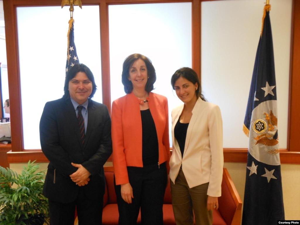 Jacobson y Payá testificarán ante el Congreso de EEUU en audiencia sobre Cuba