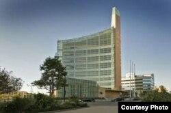 Edificio de la Corte Federal en Buffalo, NY.