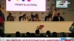 Maduro reconoce la derrota en las elecciones