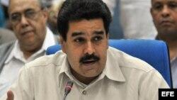 Asegura Maduro que Chávez cumple plan de salud en Cuba
