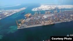 El nuevo puerto de Mariel.