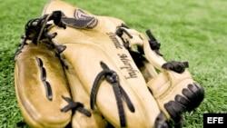 Imagen de un guante de béisbol