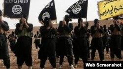 Yidahistas del grupo terrorista Estado Islámico