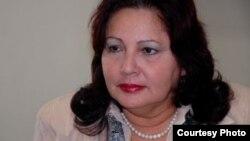 La presidenta de la Cámara de Comercio de Cuba, Estrella Madrigal, presuntamente detenida en la isla por corrupción.