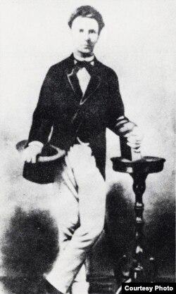 José Martí en 1871