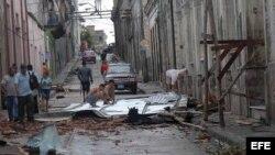 Situación higiénica en calles de Santiago de Cuba empeora