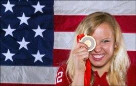 Jessica Long, campeona olímpica