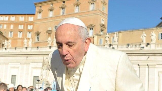 Obispos cubanos agradecen mediación del papa