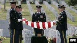Cementerio Nacional de Arlington, USA