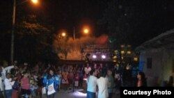 Iniciativas culturales en el barrio El Canal del Cerro