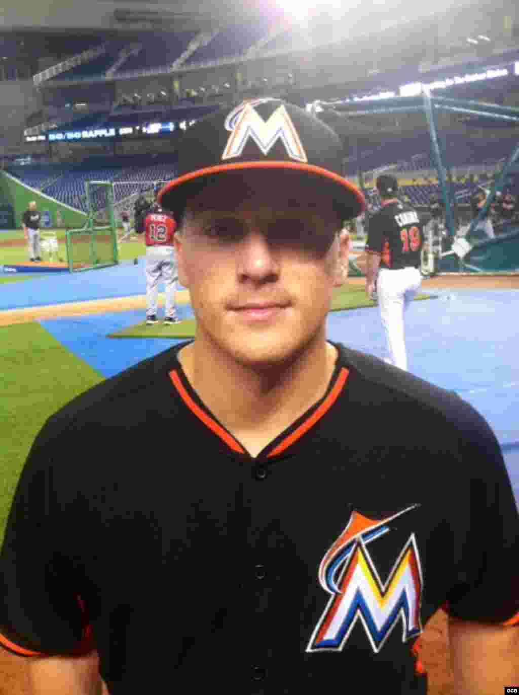 El prospecto boricua-cubano Kiki Hernandez aspira a ganar una Serie Mundial con el equipo de los Marlins de Miami.