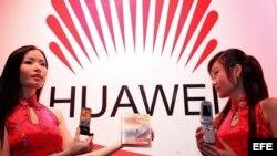 La compañía china Huawei
