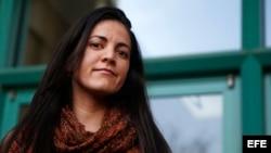 Rosa María Payá, interrogada y retenida al llegar a Cuba