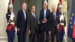 Reino Unido, Francia y EEUU se reunen para buscar sanciones contra Siria
