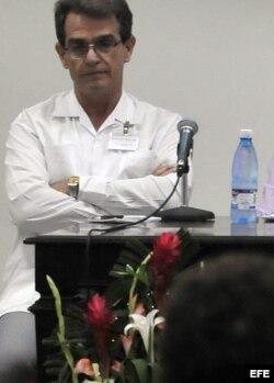 El director de Asociación Católica Mundial para la Comunicación (SIGNIS) en Cuba, Gustavo Andujar.