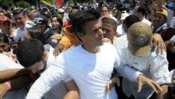 Leopoldo López prisionero de conciencia del gobierno de Maduro