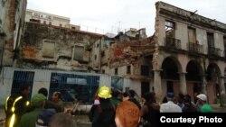 Preocupación por peligro de derrumbes tras temporal