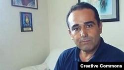 Eduardo Cardet, médico opositor, líder del Movimiento Cristiano Liberación, condenado a tres años de cárcel.
