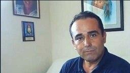 Dr. Eduardo Cardet, médico opositor, líder del Movimiento Cristiano Liberación (MCL), condenado a tres años de cárcel en Cuba.