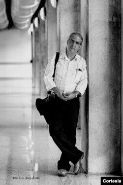 Ramón Fernandez Larrea visto por Delio Regueral