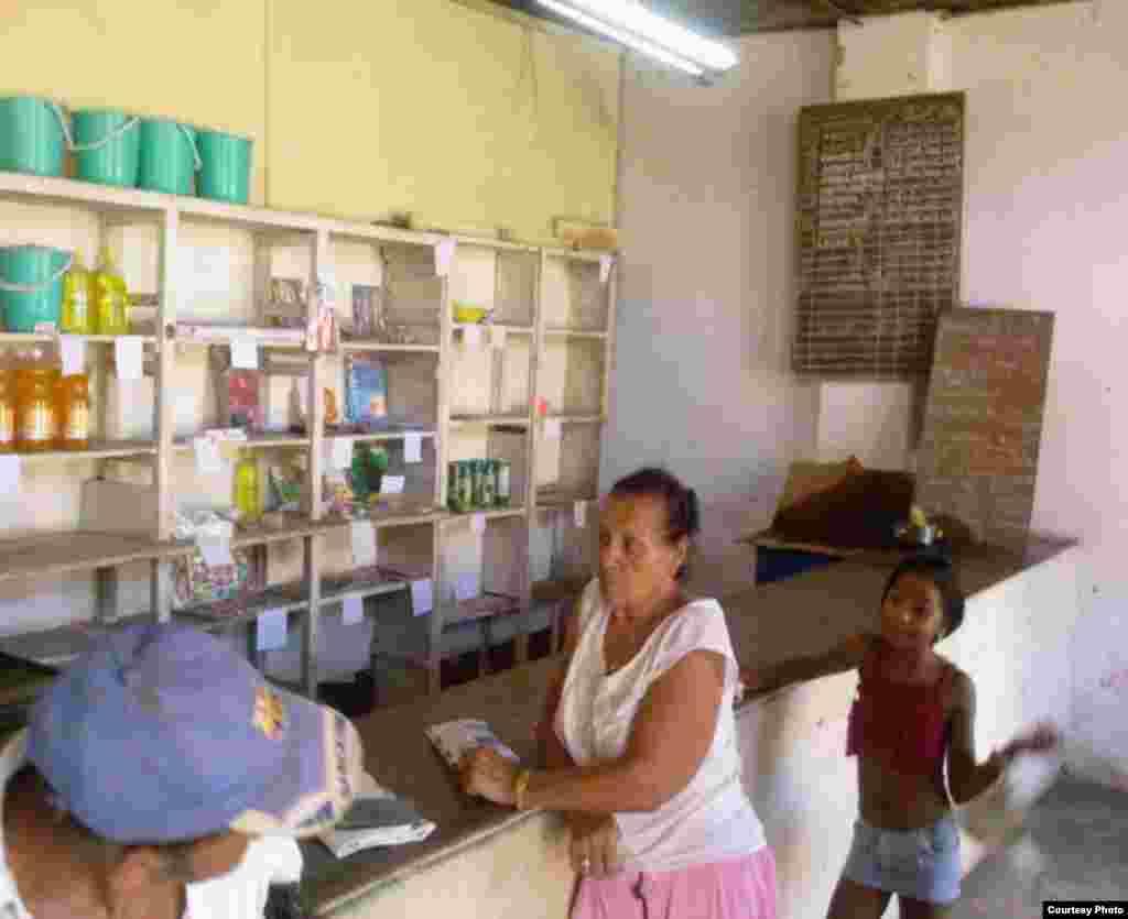 Carencias en Songo La Maya Santiago de Cuba