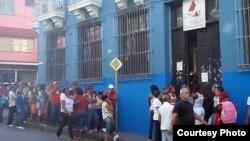 Represión a cuentapropistas en Cuba